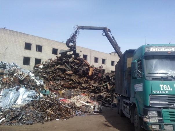 Сбор металлолома вывоз в Лобня цена за 1 кг алюминия в Красная Заря